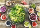 Para el verano, lo mejor son las ensaladas