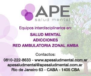 APE Salud Mental