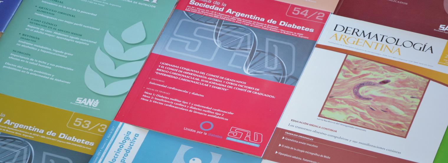 Edición Integral de Revistas Médicas
